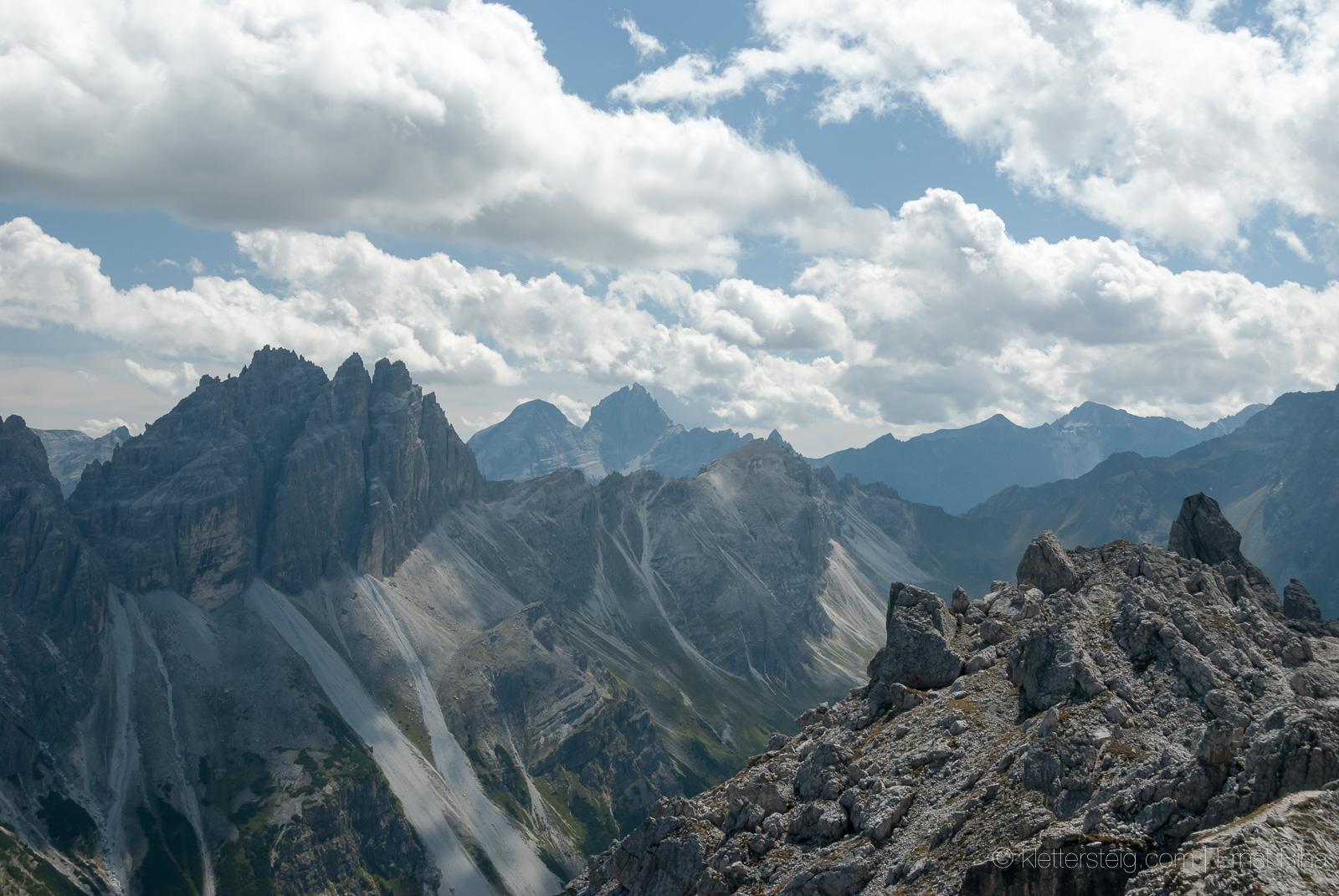Elfer Klettersteig, Neustift, Stubai, Tirol, 25. August 2007